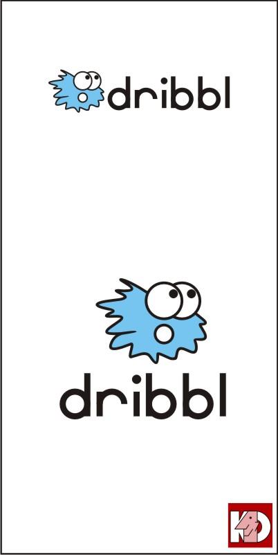 Разработка логотипа для сайта Dribbl.ru фото f_5095a9d2adb8920f.jpg