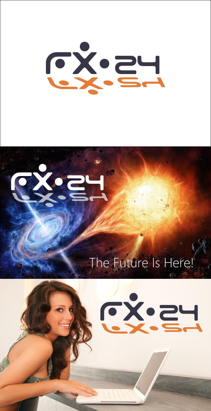 Разработка логотипа компании FX-24 фото f_0425450c7e90c145.png