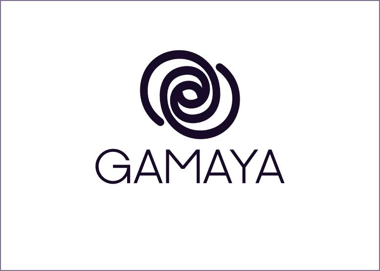 Разработка логотипа для компании Gamaya фото f_20654821a2ea872e.png