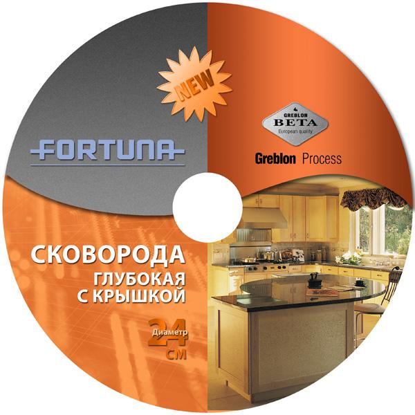 сковородка FORTUNA