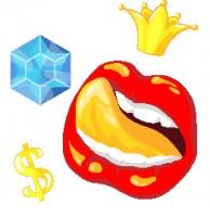 Иллюстрация для чехла Kiss
