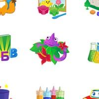 Иконки-иллюстрации Игрушки