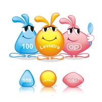 Таблеточки - иконки/персонажики