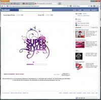 Avon Super Styler (screen 1)