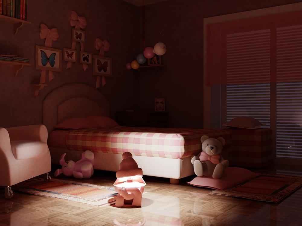 детская комната для анимации