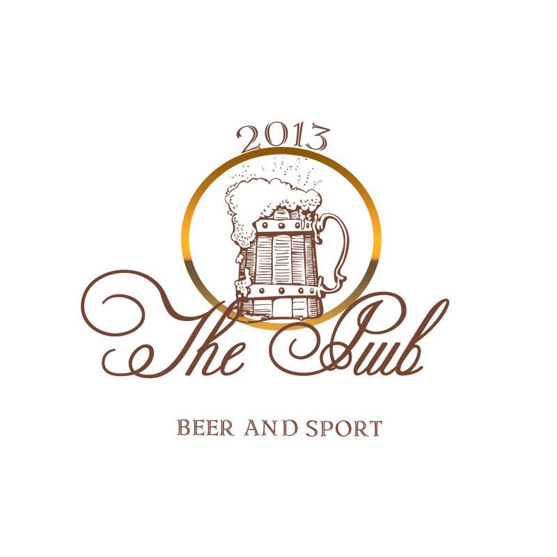 "Разработка логотипа торговой марки ""THEPUB"" фото f_53851f1b96012176.jpg"