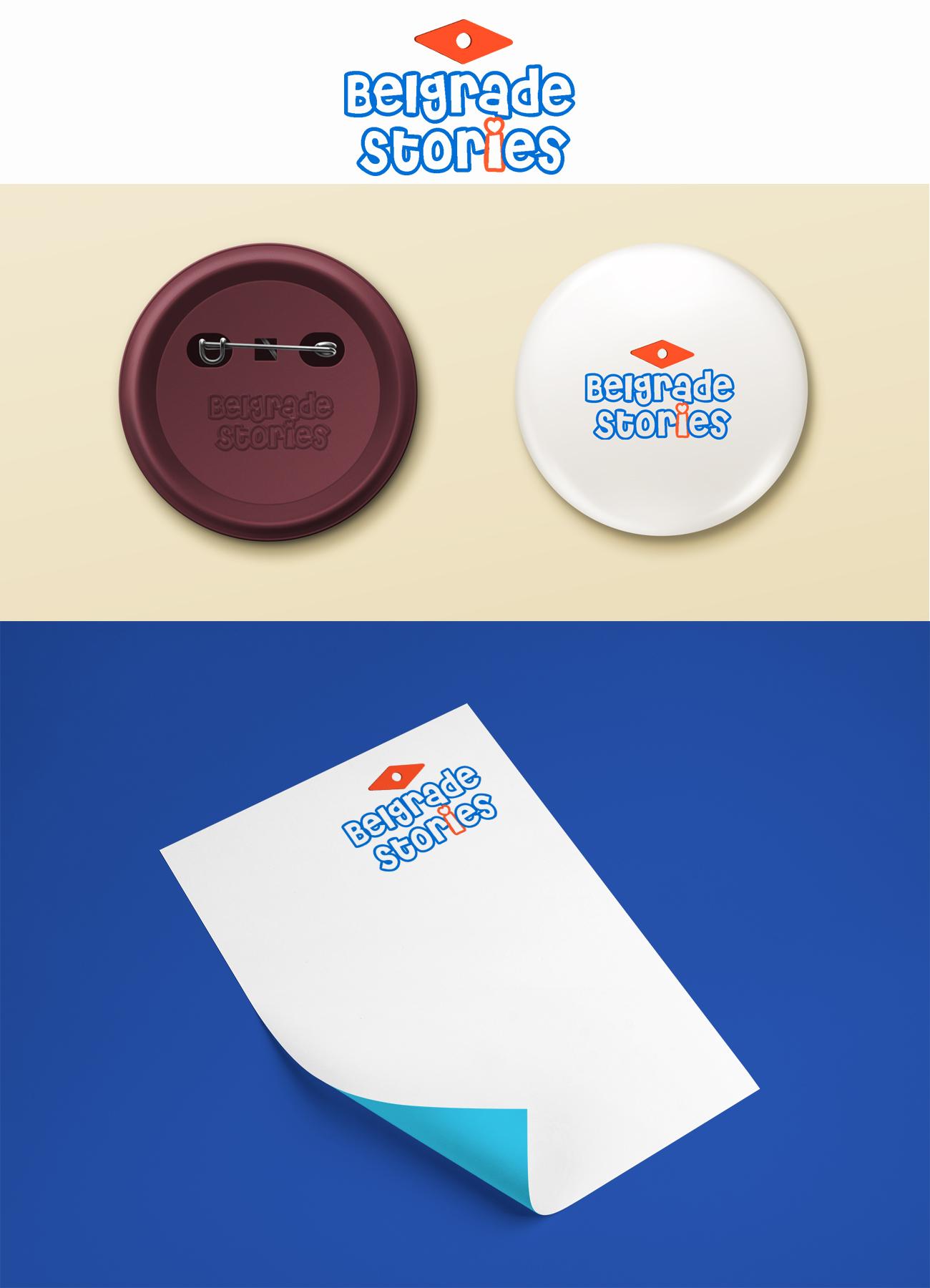 Логотип для агентства городских туров в Белграде фото f_2265896f647361a6.jpg