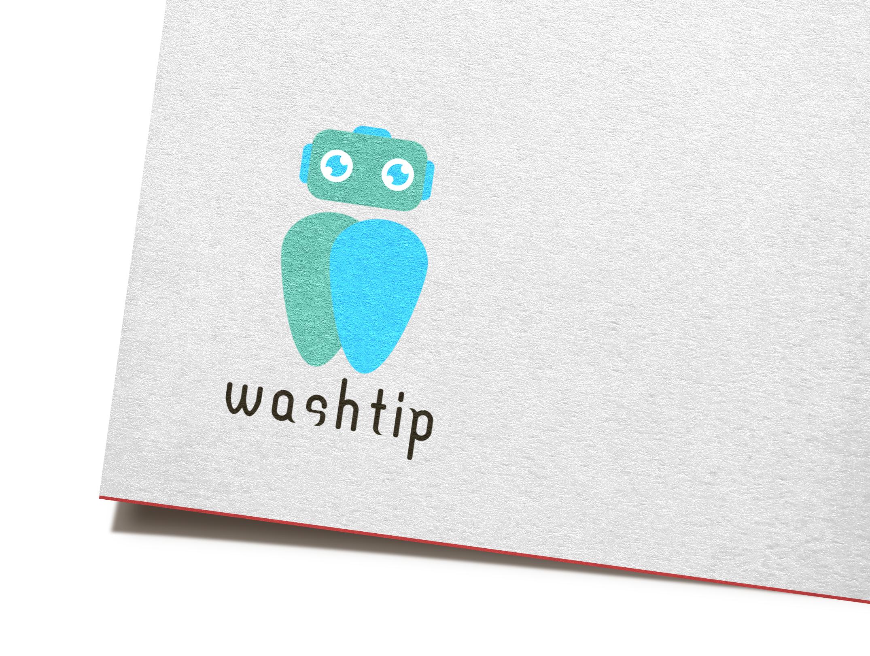 Разработка логотипа для онлайн-сервиса химчистки фото f_4475c088580d1d08.jpg