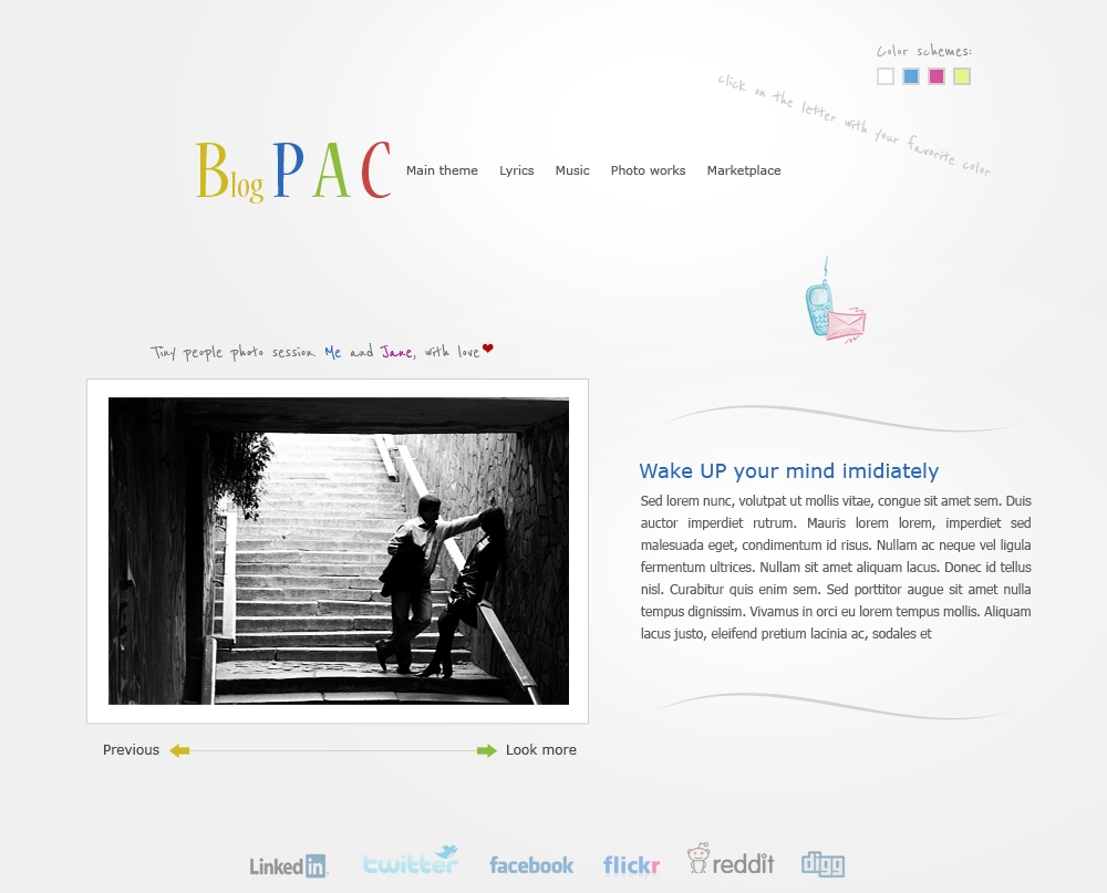 BlogPAC