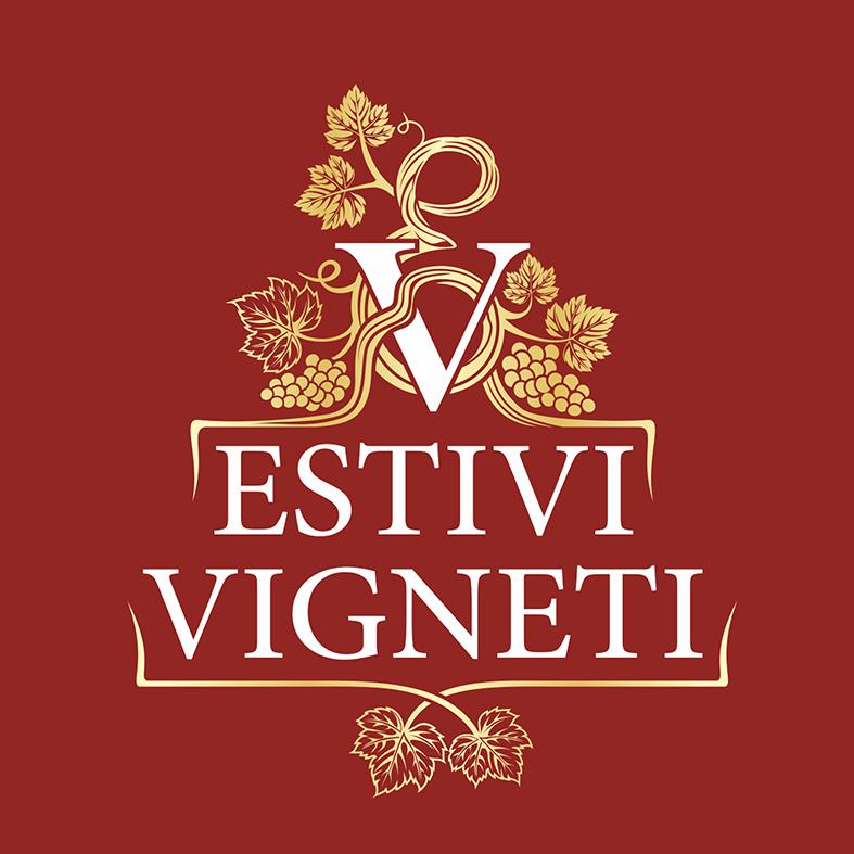 """логотип для вина """"Estivi vigneti"""""""