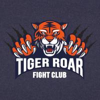 """Логотип для бойцовского клуба """"Tiger roar"""""""