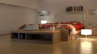 Спальня 20м2
