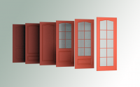 Двери в 3D