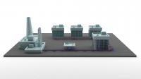 Сооружения в 3D