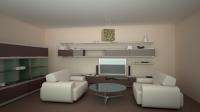 Комната 18м2 - вид 2