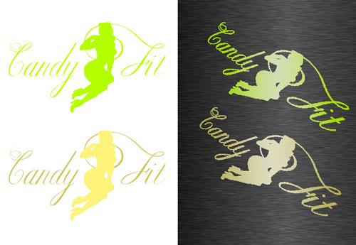 """Разработать логотип для """"CandyFit"""" фото f_94351e0e4849c0e1.jpg"""