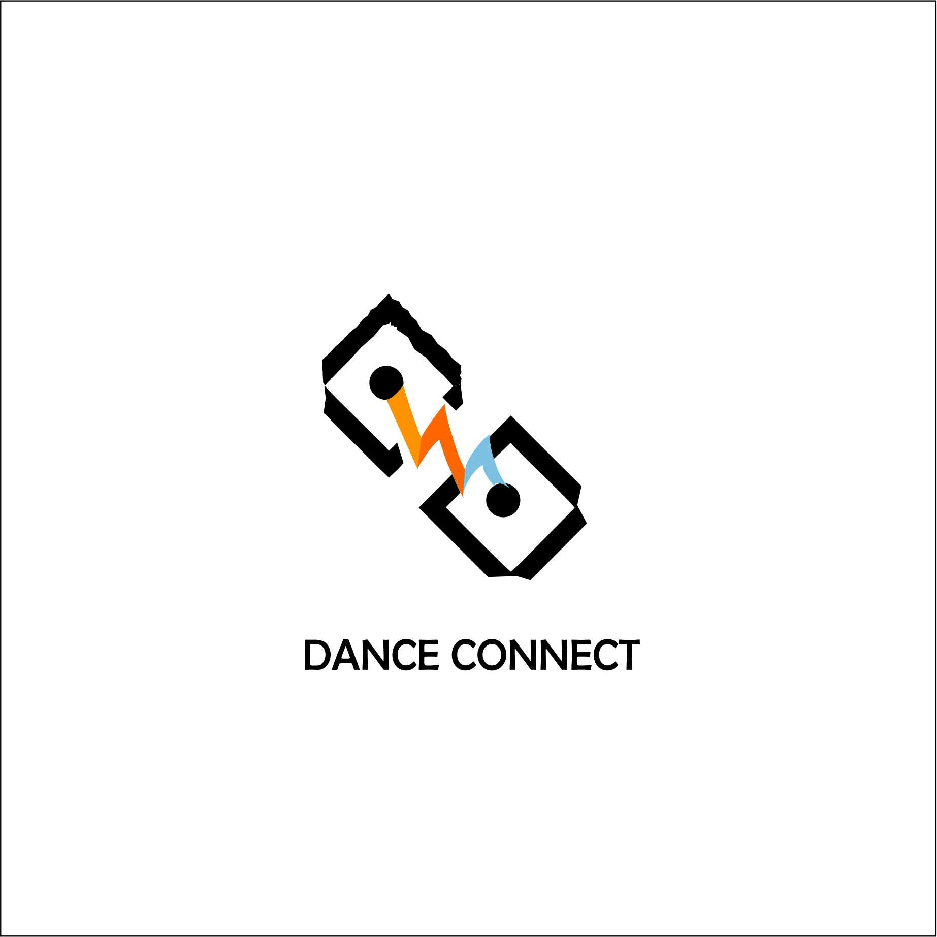 Разработка лого для спортивного портала www.danceconnect.ru фото f_0015b41db2878466.jpg