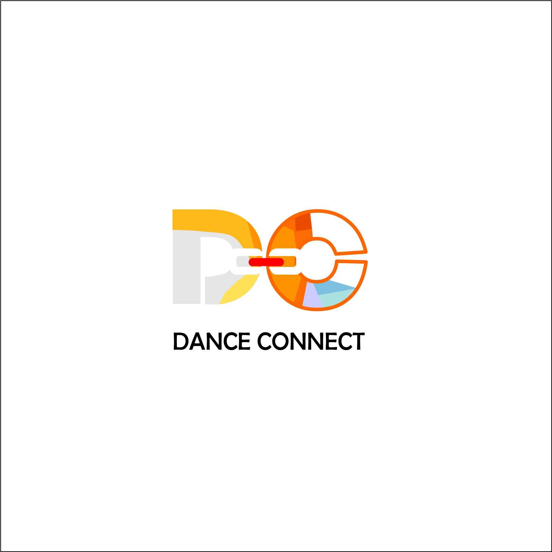 Разработка лого для спортивного портала www.danceconnect.ru фото f_6895b3fb88b37355.jpg