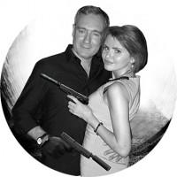 Коллаж «Агент 007»