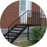 Дорисовка «Лестница»