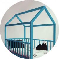 Замена цвета «Кровать»