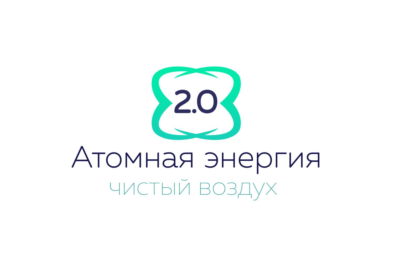 """Фирменный стиль для научного портала """"Атомная энергия 2.0"""" фото f_56059dbd2a439b1e.jpg"""