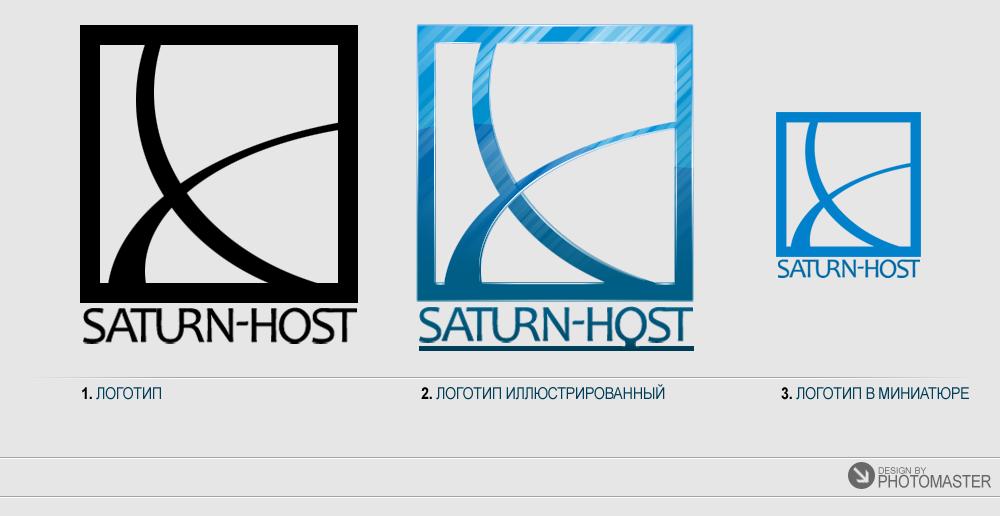 Логотип для хостинг-компании