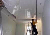 Современные технологии натяжных потолков
