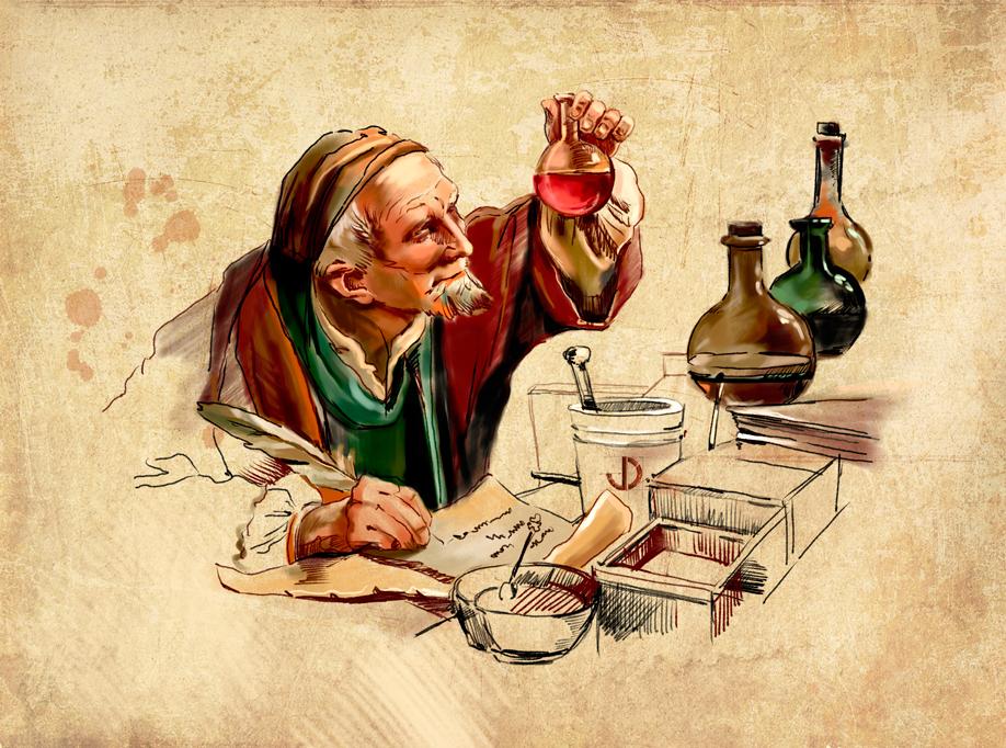Иллюстрация illustration for CV (Curriculum vitae)