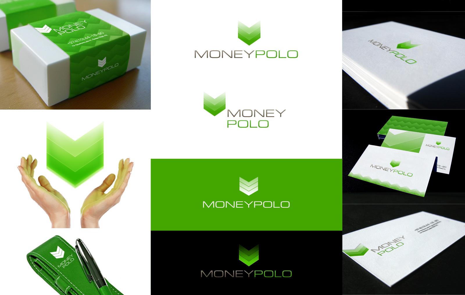 """Логотип """"MoneyPolo""""."""