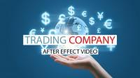Рекламный ролик для трейдинговой компании