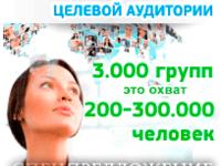 Реклама на стенах групп вконтакте