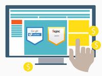 Контекстная реклама Яндекс Директ + google adwords