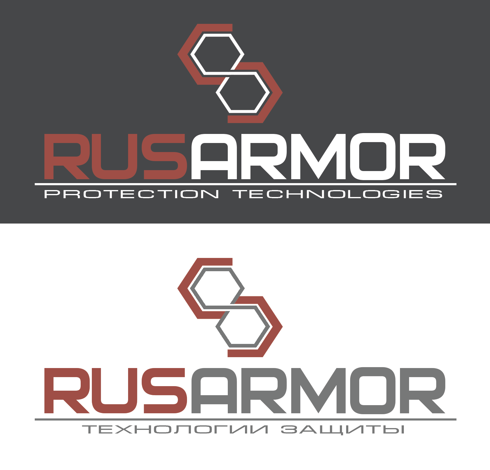 Разработка логотипа технологического стартапа РУСАРМОР фото f_3245a0ea30bbd8aa.png