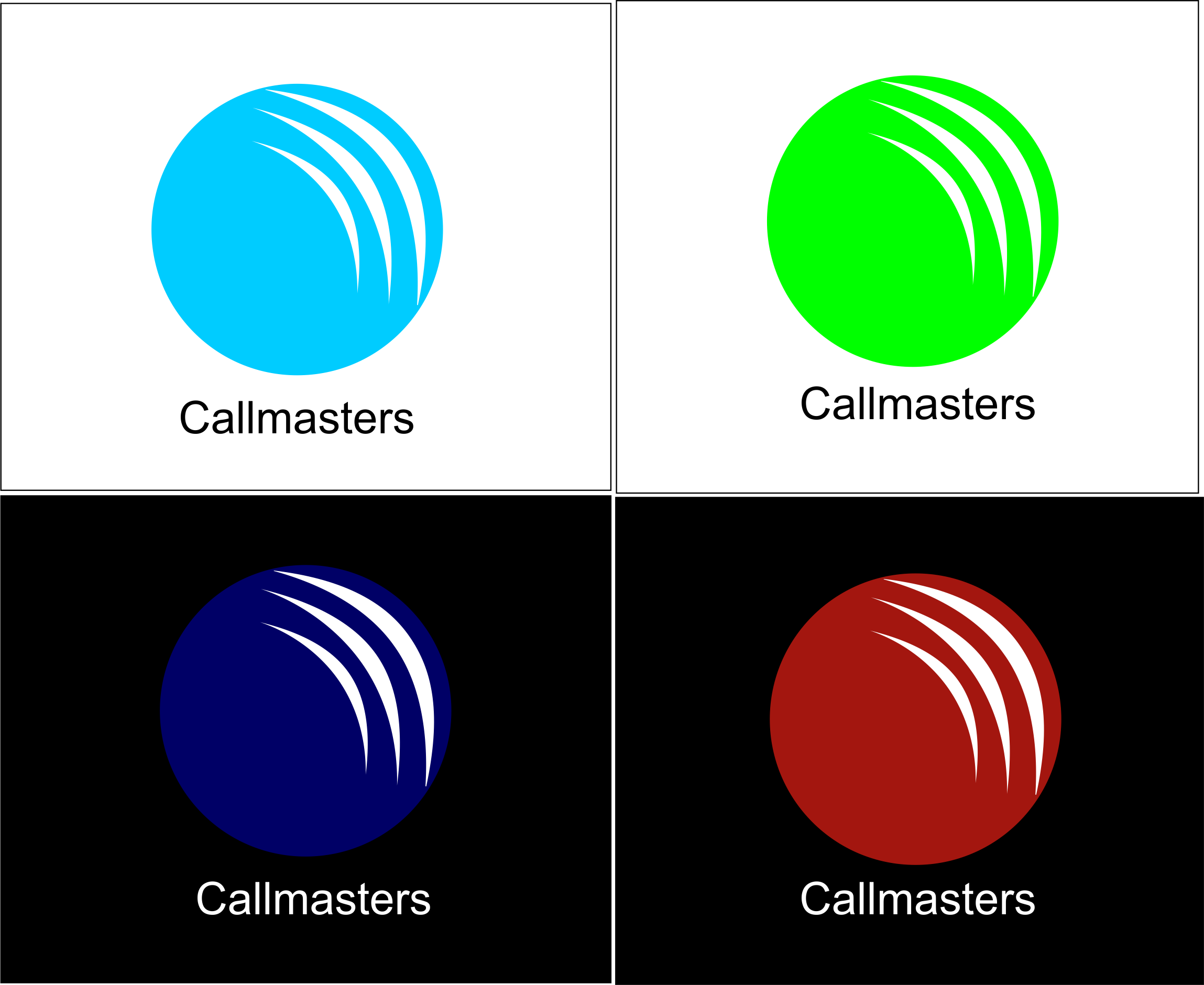 Логотип call-центра Callmasters  фото f_0045b69a3fc5a0e5.png