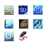 Варианты фавиконок для сайта ucheba.su