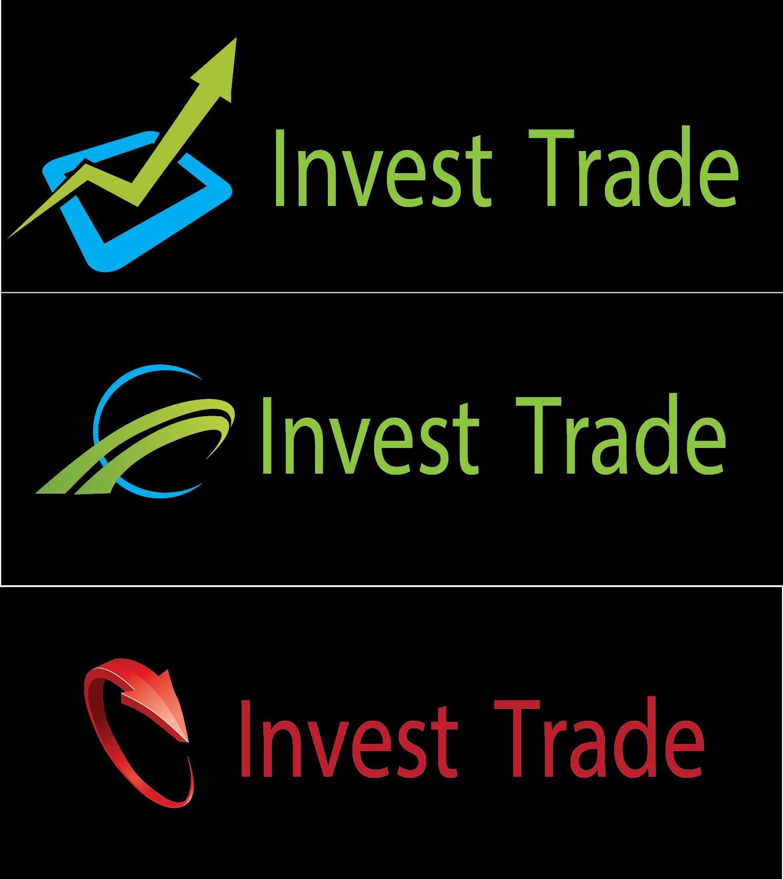 Разработка логотипа для компании Invest trade фото f_5565120f3b358094.jpg