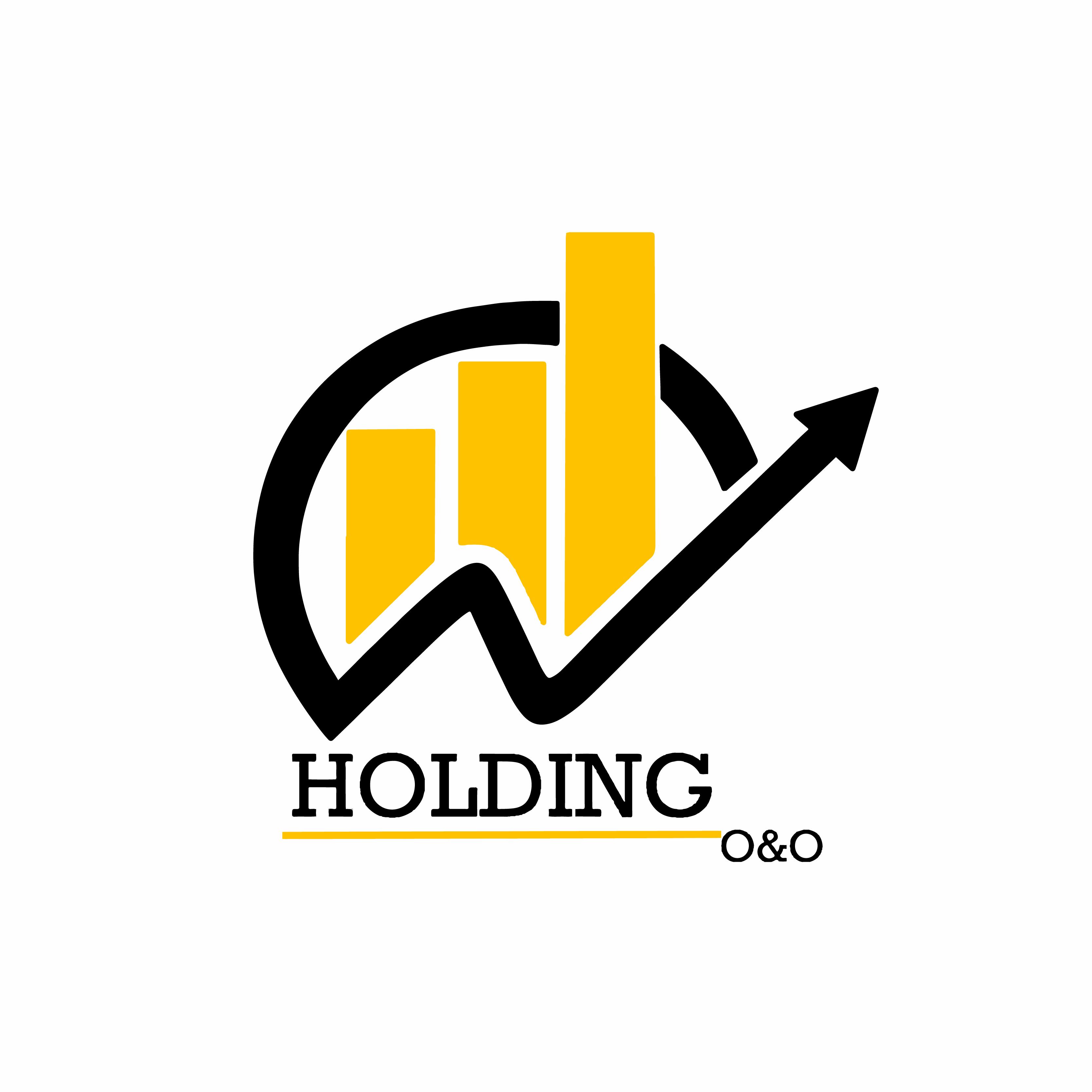 """Разработка Логотипа +  Фирменного знака для компании """"O & O HOLDING"""" фото f_9565c7aab962a0e8.jpg"""