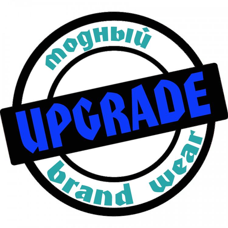 """Логотип интернет магазина """"Модный UPGRADE"""" фото f_0855941c186c1180.png"""