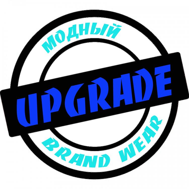 """Логотип интернет магазина """"Модный UPGRADE"""" фото f_2025941c183cc6ac.png"""