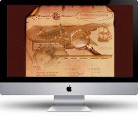 Создание сайта Ресторан  CMS WordPress