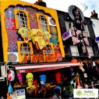 Camden Town - эксклюзив по-английски