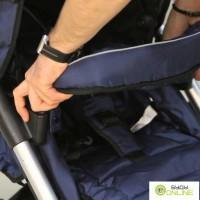 Описание коляски Seca Nordica