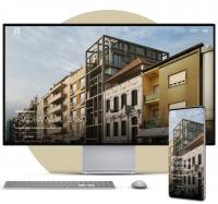 WordPress CMS Сайт-каталог продажи недвижимости (Португалия)