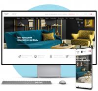 WordPress CMS Интернет-магазин мебели (Москва)