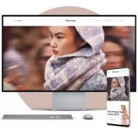 Laravel VueJS Интернет-магазин бутик одежды   (demo)