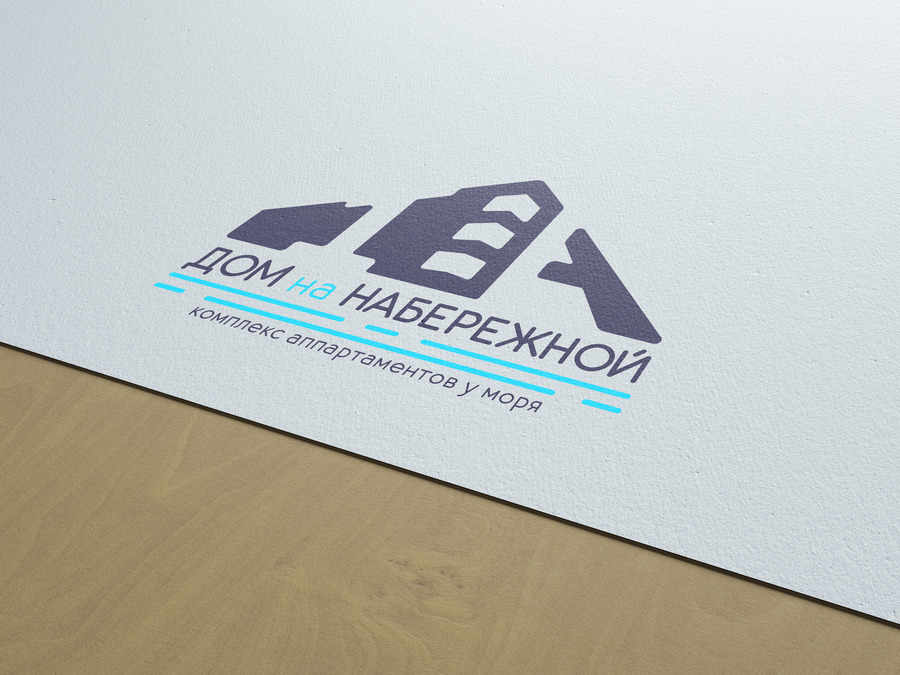 РАЗРАБОТКА логотипа для ЖИЛОГО КОМПЛЕКСА премиум В АНАПЕ.  фото f_2255dee9b7c85807.jpg