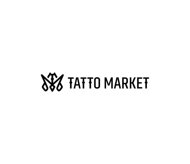Редизайн логотипа магазина тату оборудования TattooMarket.ru фото f_0155c3c0d015b39a.png
