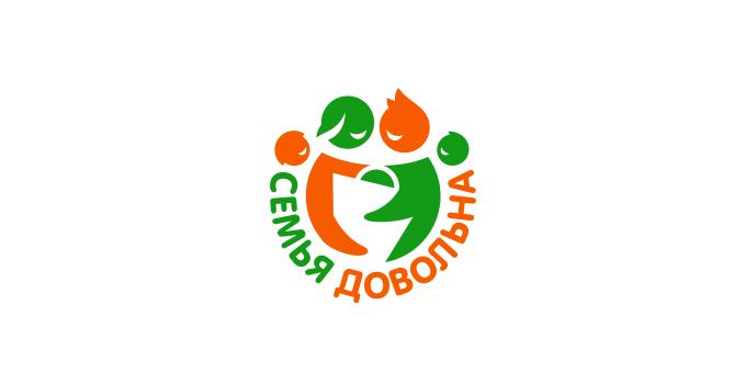"""Разработайте логотип для торговой марки """"Семья довольна"""" фото f_0815ba8edce94bd8.png"""