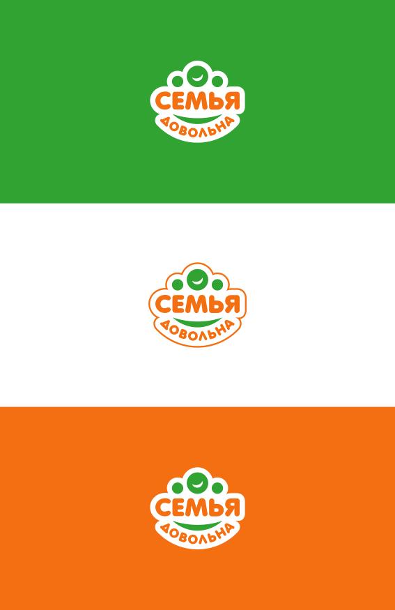 """Разработайте логотип для торговой марки """"Семья довольна"""" фото f_1145b9366babaf65.png"""